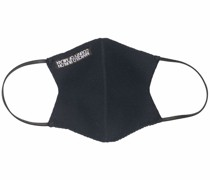 Mundschutzmaske mit Logo-Print