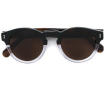 'Leonard' Sonnenbrille mit schwarz getönten