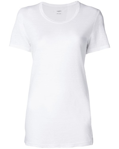 'Kiliann' Leinen-T-Shirt