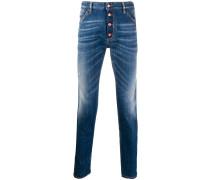 'Cool Guy' Jeans mit Knöpfen