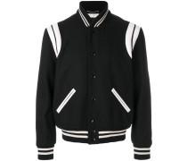 classic teddy jacket