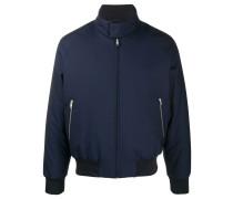 lightweight zip-up jacket