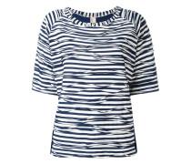 Gestreiftes T-Shirt - women