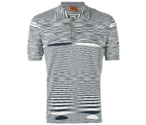 - Gestreiftes Poloshirt - men - Baumwolle - 50