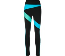 Leggings in Colour-Block-Optik