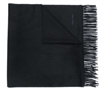 logo detail scarf