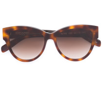 Cat-Eye-Sonnenbrille in Schildpattoptik - women
