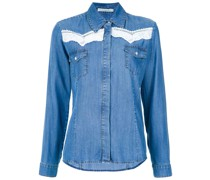 Mica denim shirt