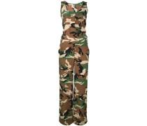 'Simetic' Jumpsuit aus Seide - women - Seide - L