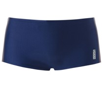 panelled swim trunks