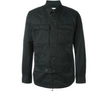Hemd-Jacke im Lagen-Look