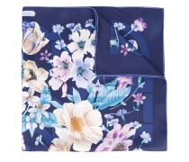 Seidenschal mit Blumen-Print - women - Seide
