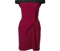 Schulterfreies Minikleid - women - Viskose - 6