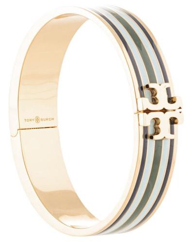 printed logo bracelet