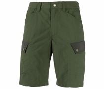 Cargo-Shorts mit Kontrasteinsatz