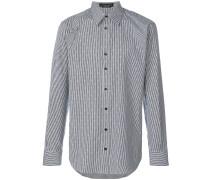 Gestreiftes Hemd mit Totenkopf - Unavailable
