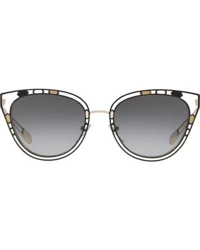 Sonnenbrille mit Cut-Out