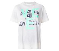 "T-Shirt mit ""University""-Print"