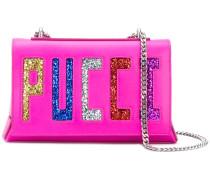 - Pucci glitter shoulder bag - women