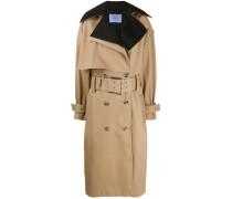 Trenchcoat im Oversized-Look