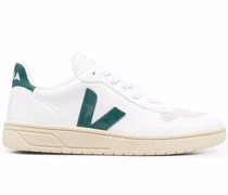 V-10 lace-up sneakers