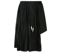 Drapierte Shorts