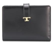 Portemonnaie mit T-Schild