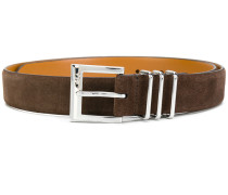 buckled belt