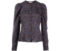 'Odele' Bluse mit Print