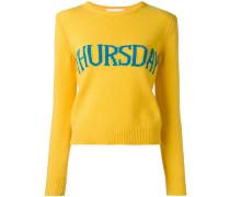 'Thursday' Pullover