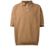 Klassisches Oversized-Poloshirt - men
