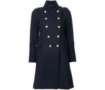 Mantel mit Klapptaschen