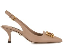 'DG Amore' Slingback-Pumps, 60mm