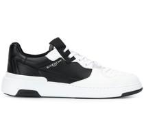 Asymmetrische 'Wing' Sneakers