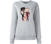 Pullover mit Stickerei - women