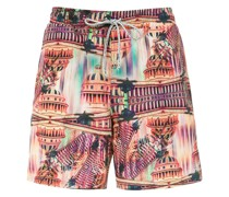 Gil Elastic swim shorts - Unavailable