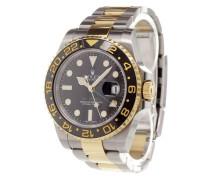 'GMT-Master II' analog watch
