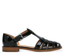 Sandalen mit Cut-Outs - women