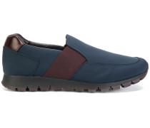 Loafer mit elastischem Band