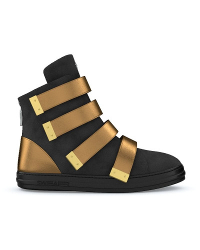 'Bond' High-Top-Sneakers
