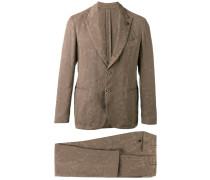 Gemusterter Anzug - men
