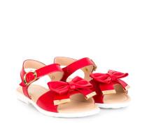bow detail sandals