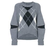 argyle jumper