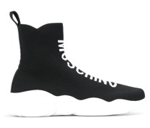 'Teddy' High-Top-Sneakers
