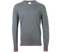 - Pullover mit gestreiften Details - men