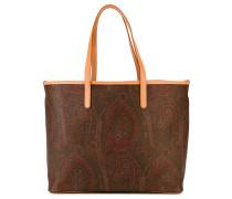 Handtasche mit Paisley-Print