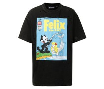 Finishing Felix Vintage-T-Shirt