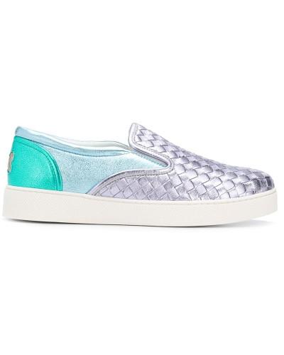 'Dodger' Slip-On-Sneakers