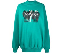 'Real' Sweatshirt