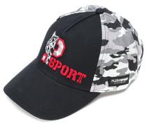 Baseballkappe mit Logostickerei